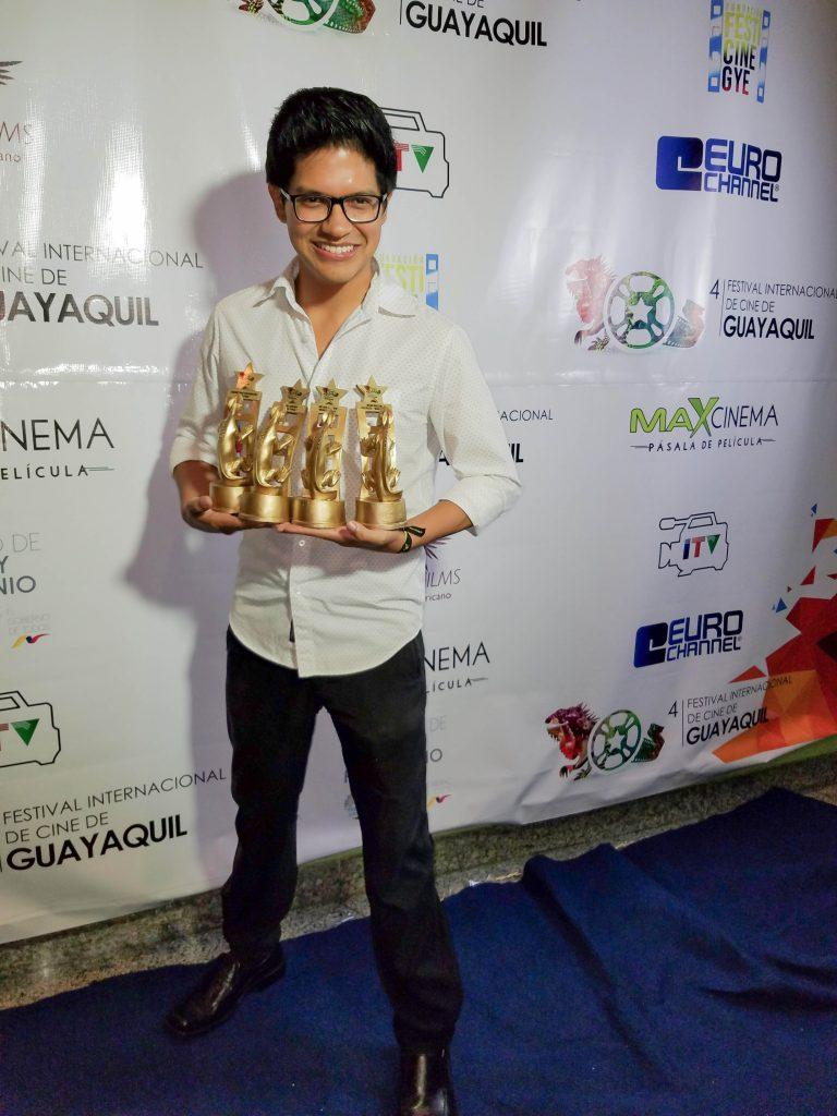 Luis Avilés - Festival de Cine de Guayaquil